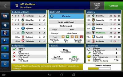 Скачать игру Football Manager Handheld 2015 apk на андроид